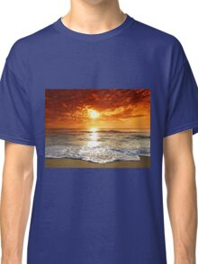 Ocean Sunset Classic T-Shirt