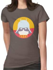 Char Circle Womens Fitted T-Shirt