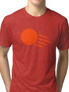 Ping pong ball Tri-blend T-Shirt