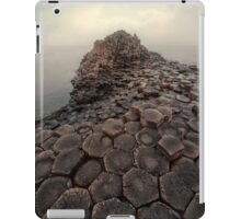 Sunny morning at Giant's Causeway iPad Case/Skin