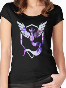 Mystic2 Women's Fitted Scoop T-Shirt