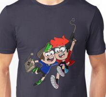 YouTuber Falls- Jack & Mark Unisex T-Shirt
