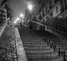 Montmartre by Radek Hofman