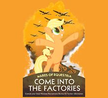 Into The Factories.  T-Shirt