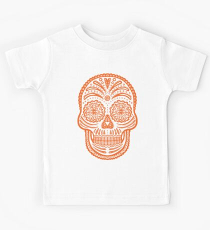Skulla Day of the Dead Kids Tee