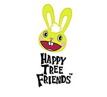 happy tree friends Photographic Print