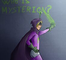 Who is Mysterion by IanShan-04