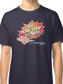 Pork Chop Express - Distressed Light Glow Variant Classic T-Shirt