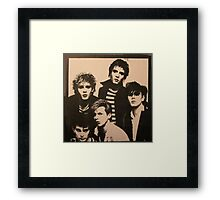 Duran Duran Classic Picture Framed Print