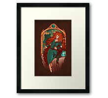 Chase the Wind Framed Print
