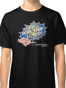 Pork Chop Express - Distressed Blue Tang Variant Classic T-Shirt