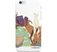 Which of you will oppose me first? iPhone Case/Skin