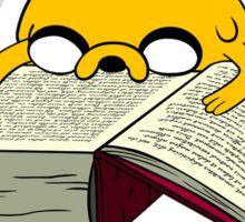 Read A Book Sticker