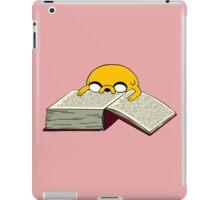 Read A Book iPad Case/Skin