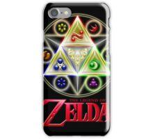 Zelda Seal iPhone Case/Skin