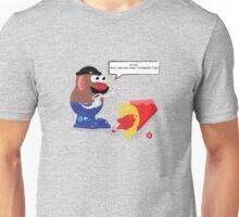 something went wrong! Unisex T-Shirt