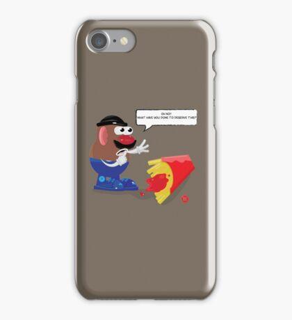 something went wrong! iPhone Case/Skin