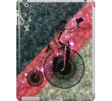 The Bicycle Rider iPad Case/Skin