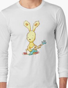 Funky Rabbit Long Sleeve T-Shirt