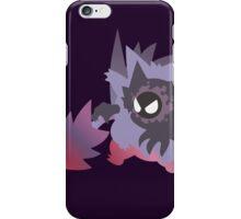 Pokemon - Gastly Evolutions iPhone Case/Skin