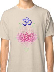 Lotus-Om Classic T-Shirt