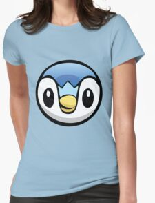 Piplup Pokemon Womens Fitted T-Shirt