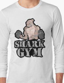 SHARK GYM Long Sleeve T-Shirt