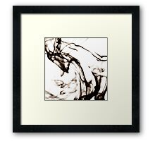 PERFORMANCE II Framed Print