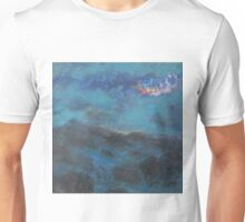 SABINO CANYON CREEK TWILIGHT Unisex T-Shirt