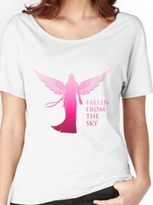 Fallen from the Sky Women's Relaxed Fit T-Shirt