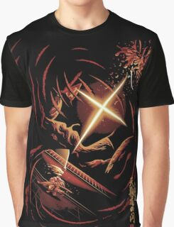 Flash of the Heavenly Dragon Graphic T-Shirt