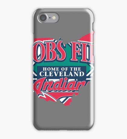 Cleveland Indians V iPhone Case/Skin