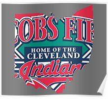 Cleveland Indians V Poster