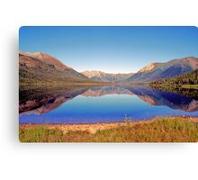 Ernie Lake Canvas Print