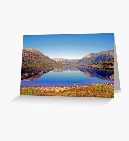 Ernie Lake Greeting Card