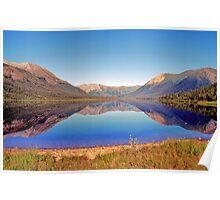 Ernie Lake Poster