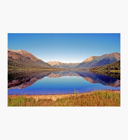Ernie Lake Photographic Print