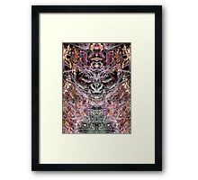 We are one at the root Framed Print