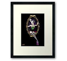 Gothopia Framed Print