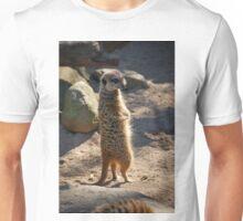Meerkat on Lookout  Unisex T-Shirt