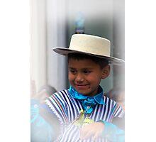 Cuenca Kids 796 Photographic Print