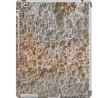 CRUMBLY, STONE, Geology, Climb, Climber, Rough, Tough, Rock and a hard place, iPad Case/Skin