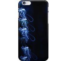 Shining Light - Blue  iPhone Case/Skin