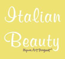 Italian Beauty Baby Tee