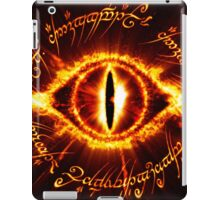 The Lord Of The Rings Logo iPad Case/Skin