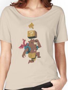 banjo block Women's Relaxed Fit T-Shirt