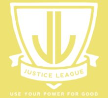 Justice League Baby Tee