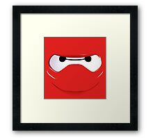 Big Hero Baymax Framed Print