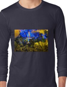 Travel Map Long Sleeve T-Shirt