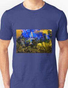 Travel Map Unisex T-Shirt